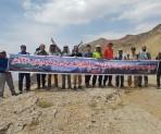 حضور کوهنوردان کارگری کشور در قله دنا