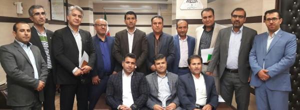 جلسه شورای اداری صندوق کارآفرینی امید کهگیلویه و بویراحمد
