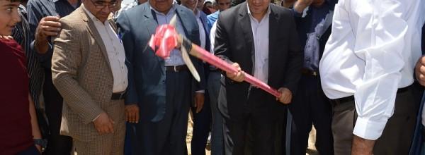 آغاز عملیات اجرایی ۴ پروژه عمران شهری در یاسوج
