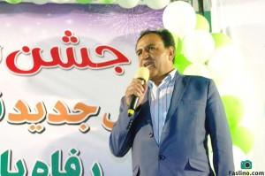 شیروان نگهداری مدیر فروشگاه رفاه استان